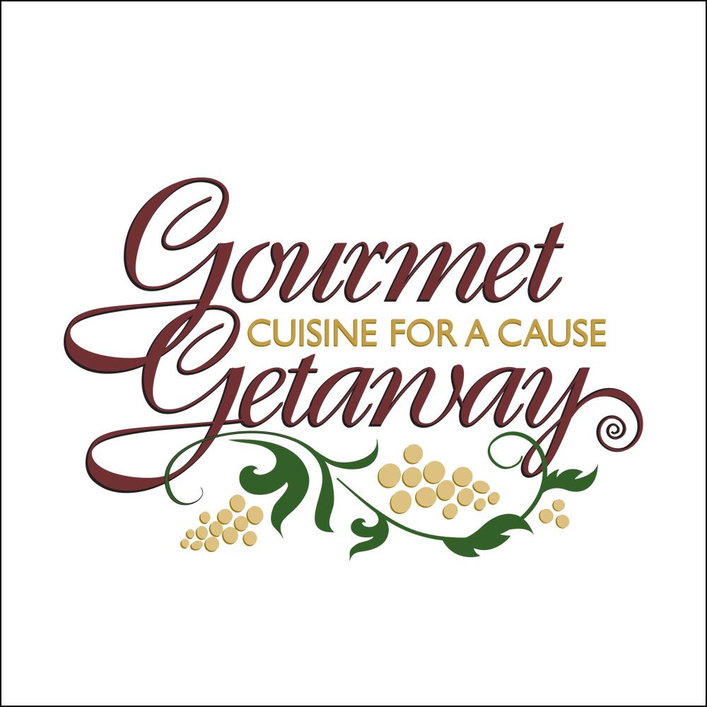 Logo Design, Gourmet Getaway