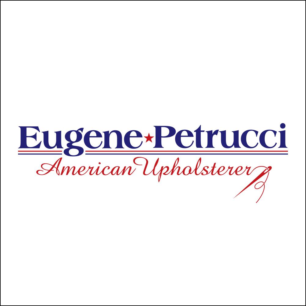 Logo Design, Eugene Petrucci - American Upholsterer