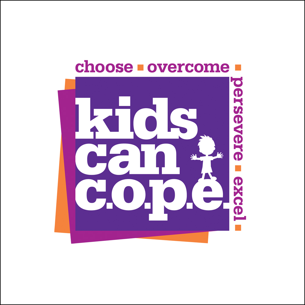 Logo Design, Kids Can C.O.P.E.