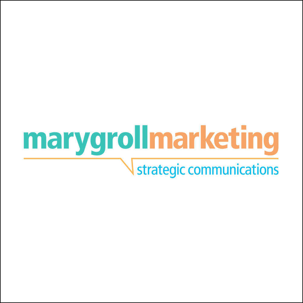Logo Design, Mary Groll Marketing