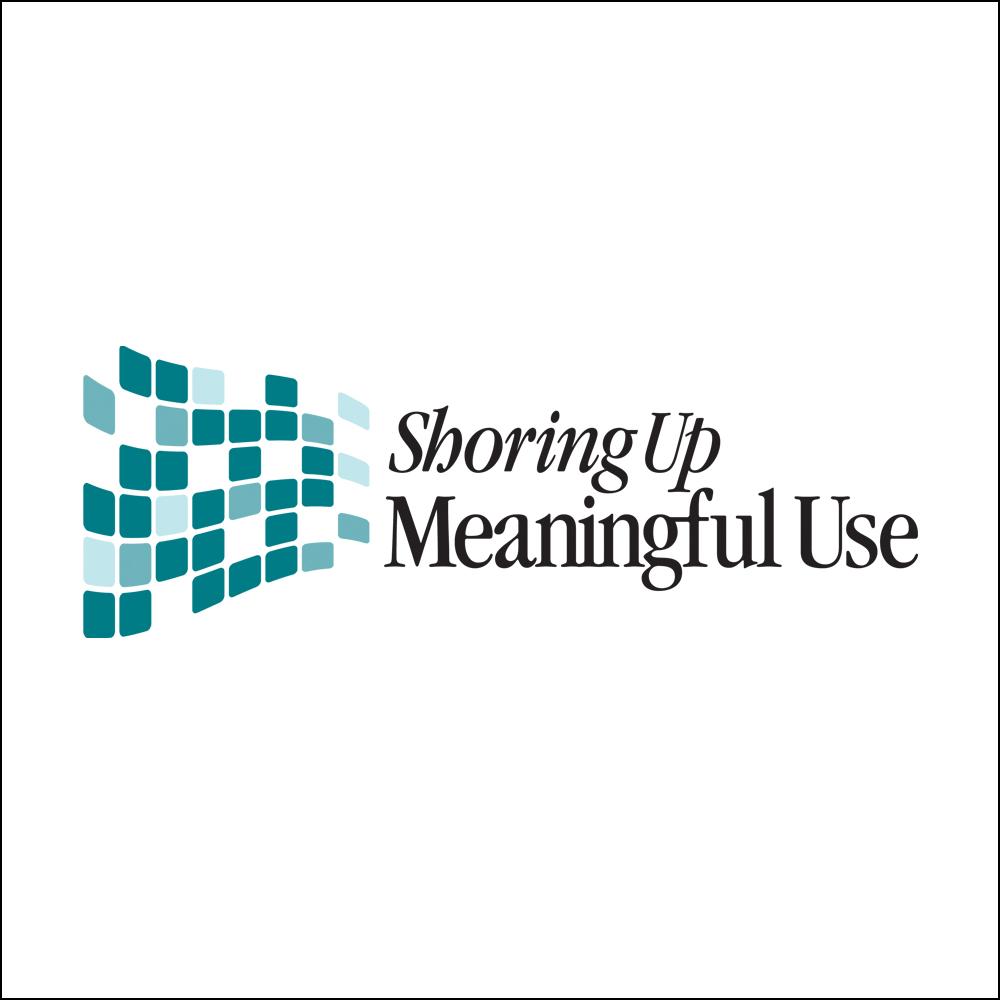 Logo Design, Shoring Up Meaningful Use