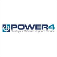 Logo Design, Power4, LLC