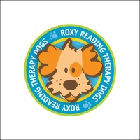 Logo Design, Roxy Reading Therapy Dogs
