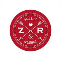 Logo Design, Zac & Rica