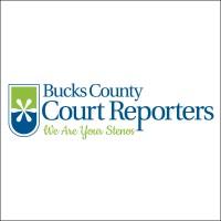 Logo Design, Bucks County Court Reporters