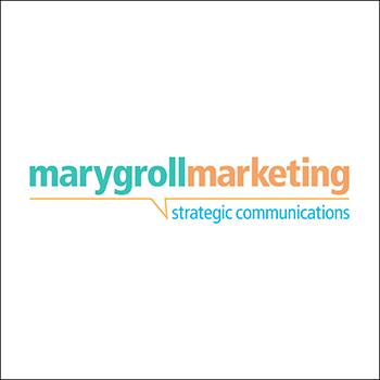 Logo Design: Mary Groll Marketing