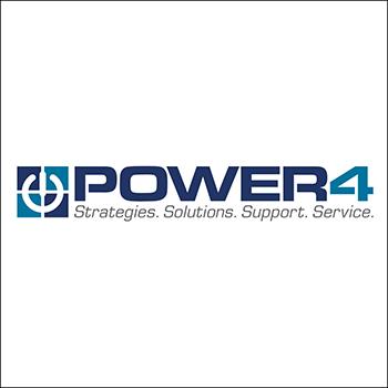 Logo Design: Power4, LLC