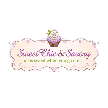 Logo Design: Sweet, Chic & Savory