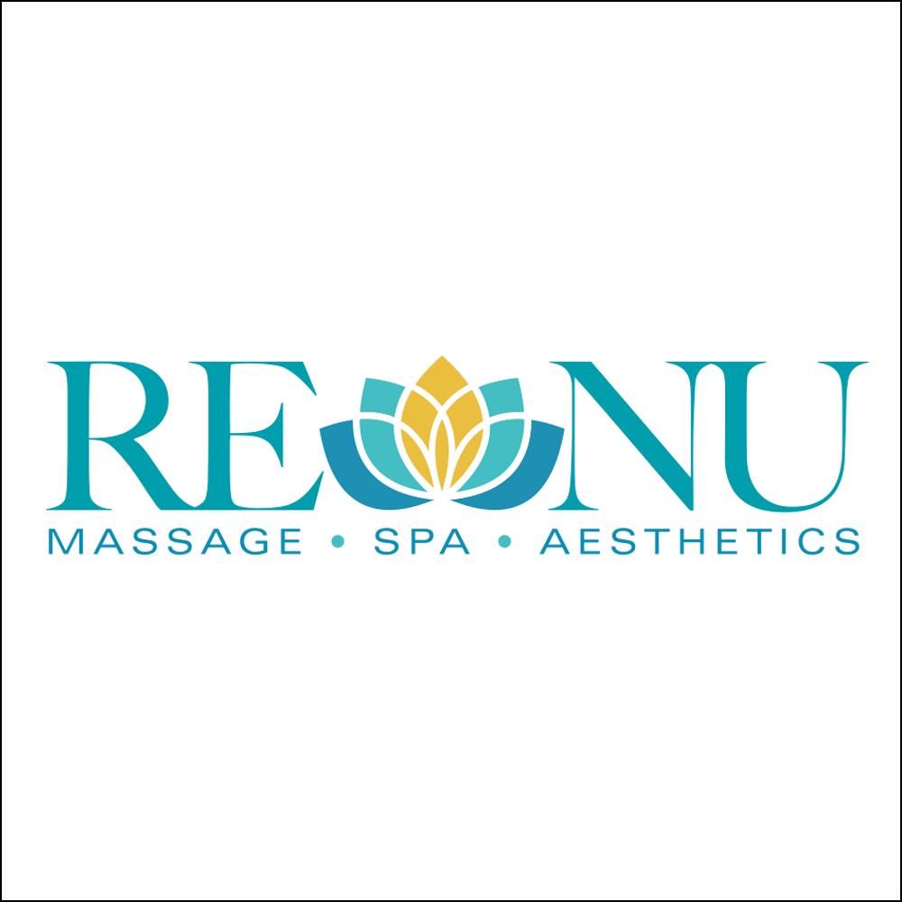 Logo Design: RENU Spa