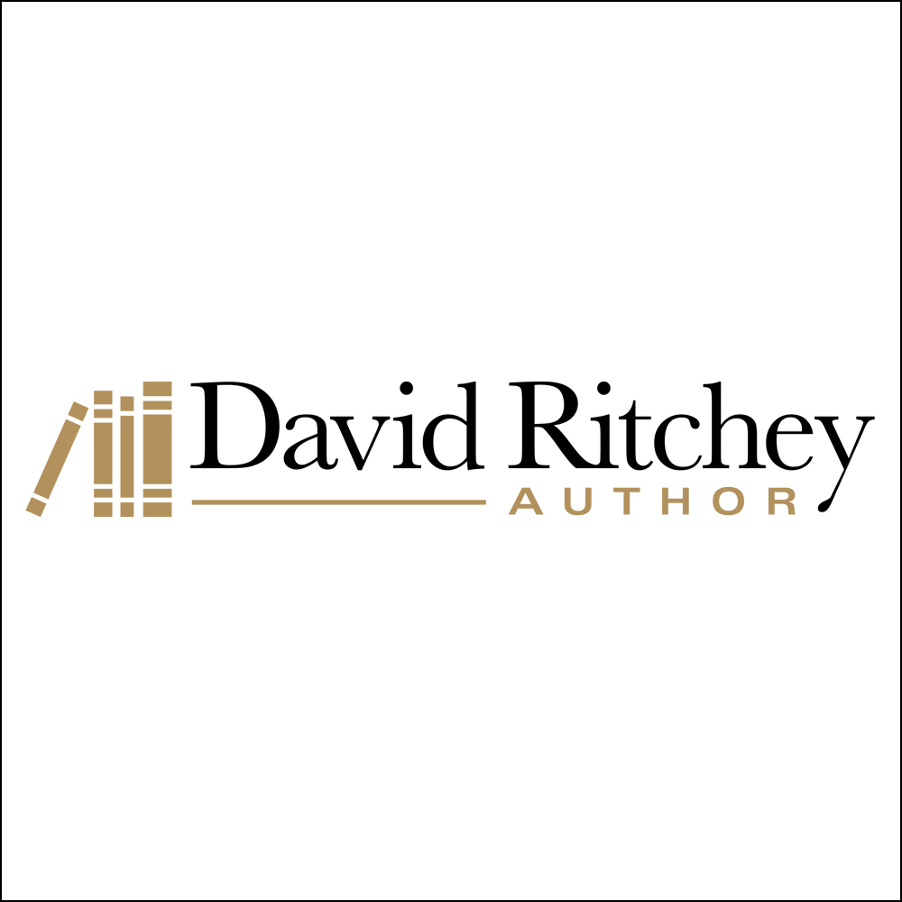 Logo Design: David Ritchey, Author