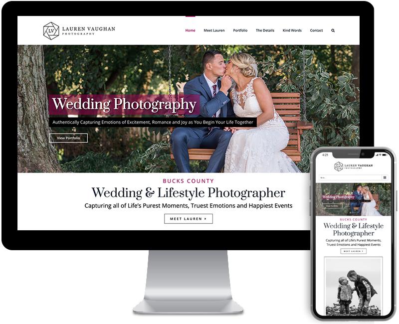 Website Design by Pink Sky Studios