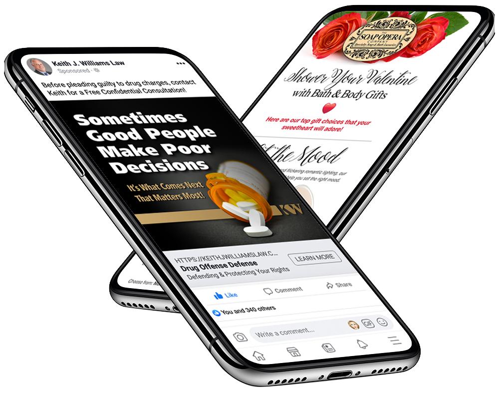 Digital Marketing by Pink Sky Studios Website Design