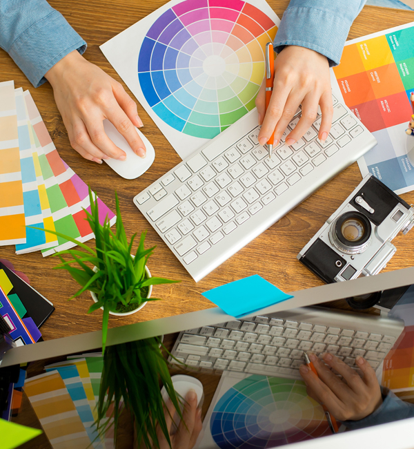 Website & Brand Identity Design by Pink Sky Studios