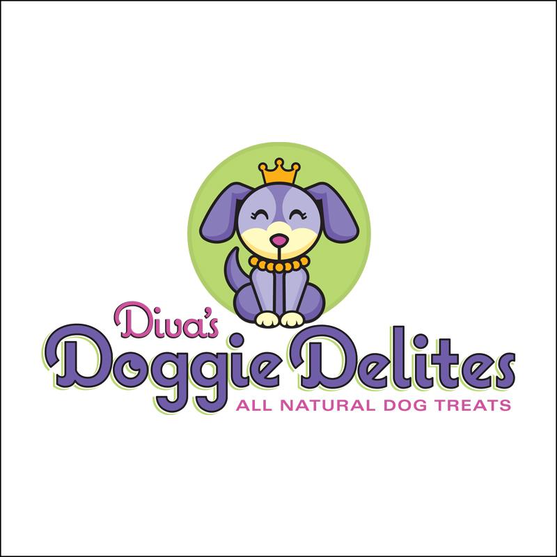 Logo Design: Diva's Doggie Delites